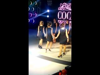 конкурс красоты проводил журнал Коктейль в Каприке! моя дочь победительница Мисс Коктейль 2016г.