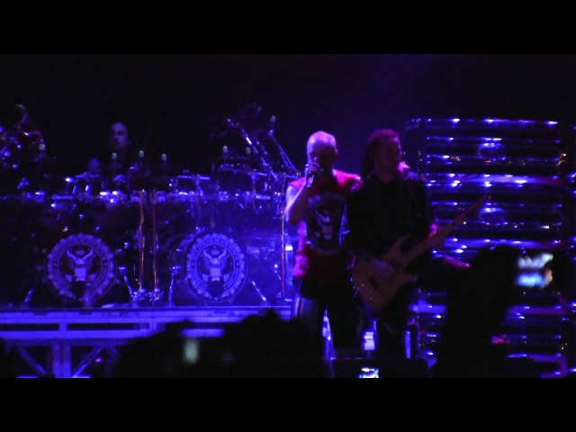 Five Finger Death Punch- Bad Company (w/ Intro) (720p HD) Live in Las Vegas on 10-15-2011