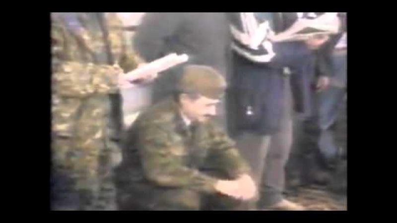 Зелимхан Яндарбиев: Введение шариатских судов на территории Чечни 1995