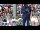 George McCrae Rock Your Baby - ZDF Fernsehgarten 05.06.2016 - Gru
