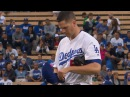 Alex Turner at LA Dodgers vs Chicago Cubs