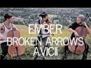Ember Trio - Broken Arrows Avicii Violin and Cello Cover