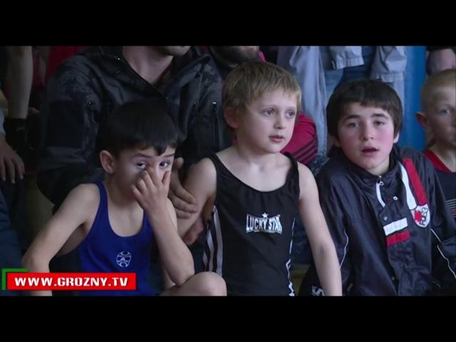 В Грозненском районе Чечни открылся новый спортивный зал по греко римской борьбе