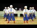Neil Jones gets to grips with Cossack dancing  – It Takes Two   Strictly Come Dancing 2016 – BBC Two