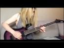 Guns N' Roses - Sweet Child O' Mine solo cover by Alex Schmeia