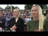 Sandra - Maria Magdalena (ZDF Fernsehgarten 372016)