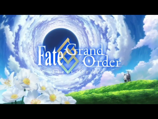 MAD AMV Fate Grand Order ► First Order Apocrypha to the beginning