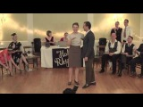 Hot Rhythm Holiday 2016 Balboa Invitational Jack &amp Jill