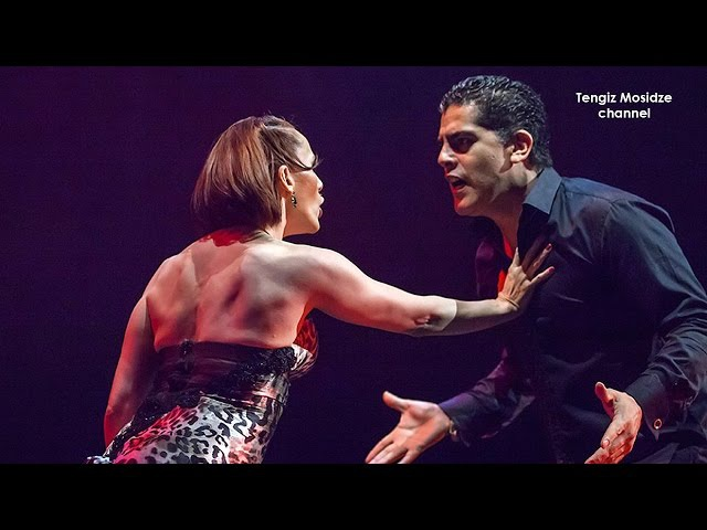 Tango without shoes. Sabrina and Ruben Veliz. Танго без туфелек. Сабрина и Рубен Велис. Танго 2016.