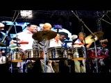 Aniversario de La Salsa 2016 Homenaje Tito Puente Descarga en los Timbales