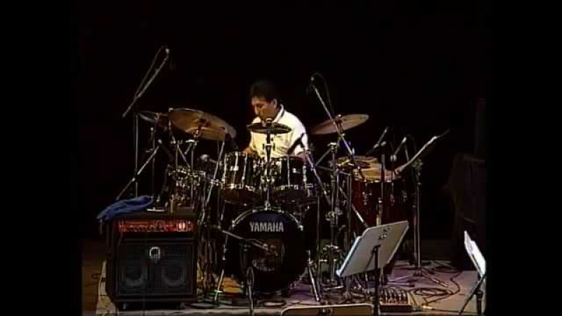 【Alex Acuña】My Drums Percussion HERO