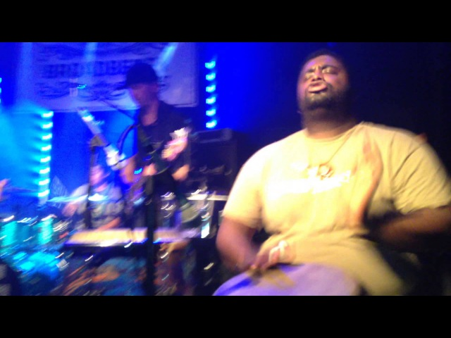 The Nth Power Percussionist Weedie Braimah The Broadberry 11 23 14