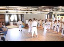 Sensei Teruo Chinen Visits Rocky Mountain Karate Academy 2014-05