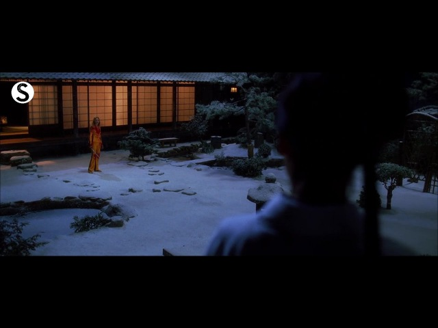 Kill Bill O Ren Ishii Fight Scene