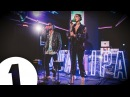 Dua Lipa ft. Miguel in the Live Lounge