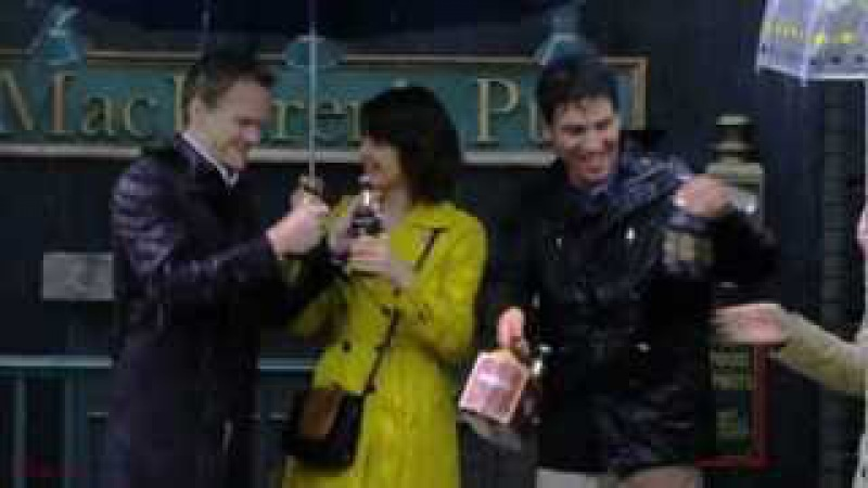 How I Met Your Mother - Holding On and Letting Go