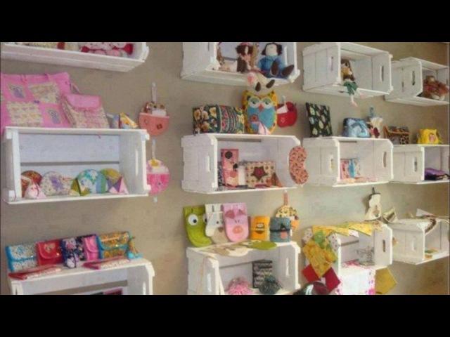 50 Ideas Para Reutilizar Cajas de Madera. Reciclar Convertir.
