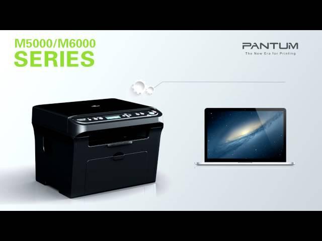 Pantum M5000/M6000 series