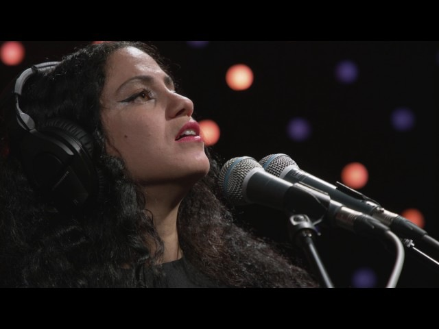 Emel Mathlouthi - Full Performance (Live on KEXP)