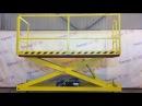 Испытания SP 2600х800-1000/350 кг