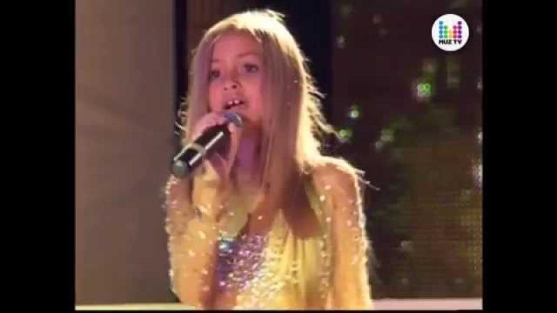 IULIANA BEREGOI - You Lost Me MUZ TV de vedeta(la 9 ani)
