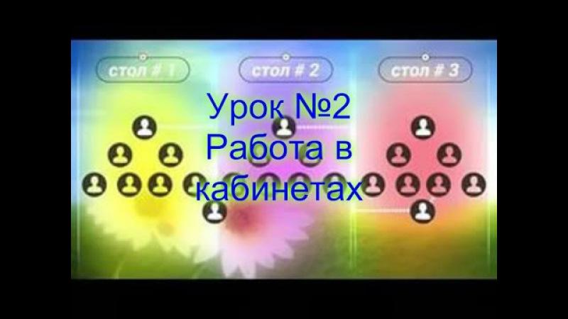 Урок №2 работа в кабинетах клуб ЛЕГКО смотреть онлайн без регистрации