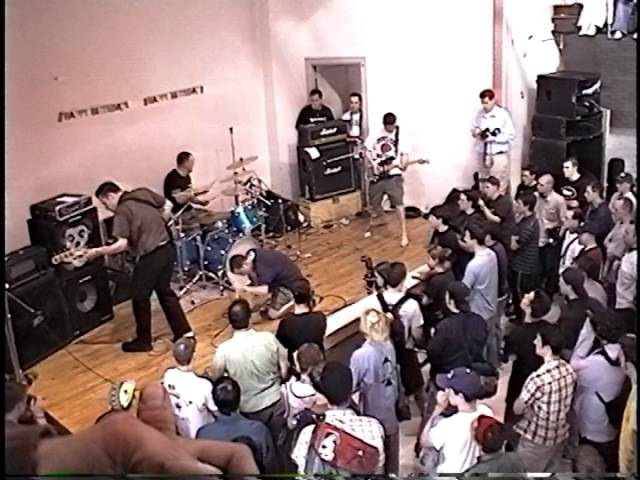 Kid Dynamite - (Ymca) Philadelphia,Pa 4.25.98 (First Show)