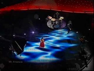 Eurovision 2003 France - Louisa Baïleche - Monts et merveilles