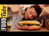Jamie's Ultimate Leftover Turkey Sandwich