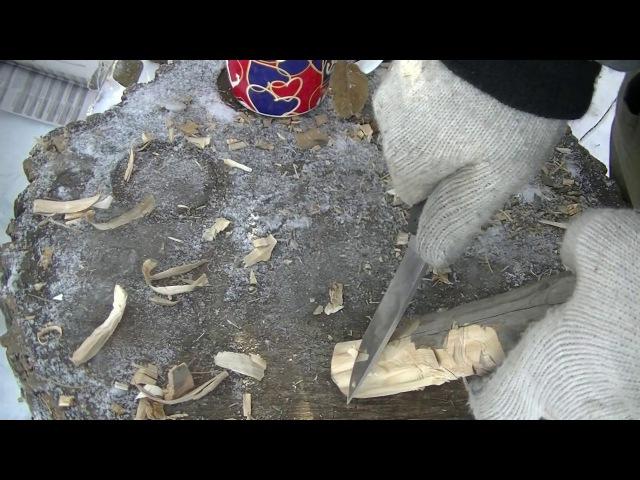 Ontario RAT1 нож крыса четыре года использования