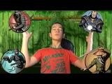 Shadow Fight 2 - Очень длинный путь к Титану - Мясник,Оса,Вдова,Сегун,Интерлюдие!