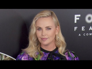 Charlize Theron & Naomi Watts at Focus Features CinemaCon Presentation 2017