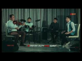 TURKMEN KLIP 2017 Merdan Alty- Ejebay (Janly ses) (Official Clip)