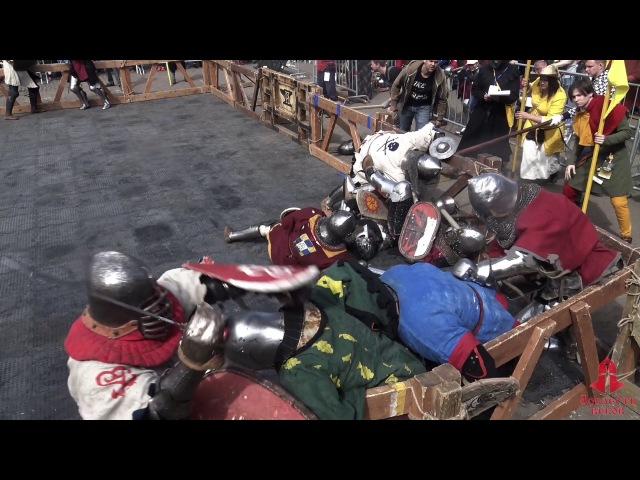 Battle on the Neva 2017 / Нордбург vs Задиры