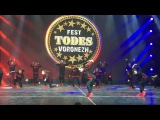 Батлы TODES-Калуга, фестиваль TODES в Воронеже, март 2017