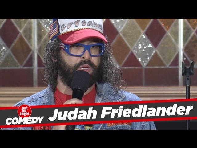 Judah Friedlander Stand Up - 2013