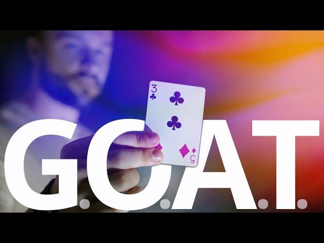 G.O.A.T. change x Magic-Con 2012