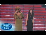 Jessica &amp Jennifer Holliday And I Am Telling You I'm Not Going - AMERICAN IDOL SEASON 11