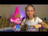 Розочка из мультфильма Тролли - Обнимашка Поппи | Trolls Poppy Doll from Hasbro