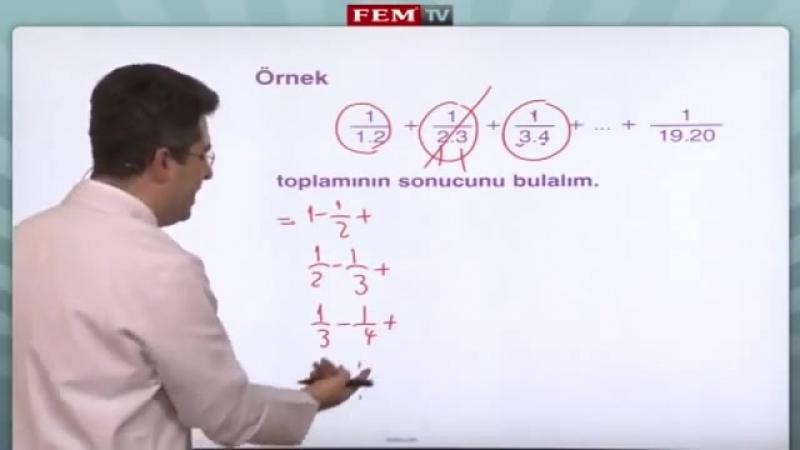 TOPLAM ÇARPIM SEMBOLLERİ - 2