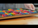 [RECIPE] HOW TO MAKE Rainbow Butter Rings [스윗더미 . Sweet The MI]