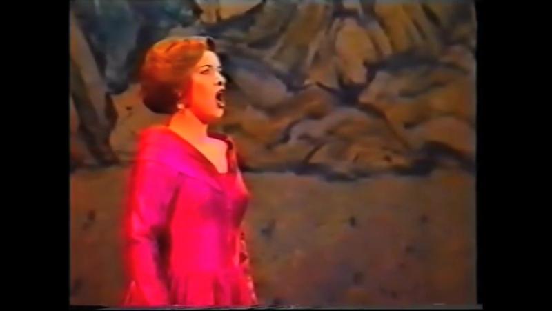 Operalia 1993 - Nina Stemme (Finale du concours - Paris)