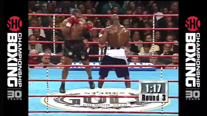 Mike Tyson vs Evander Holyfield II 28 06