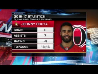 NHL Tonight: Johnny Oduya Deal Jul 24, 2017
