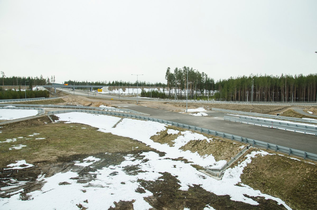 Автомагистраль Москва - Петербург: ожидания и прогнозы