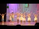 Толстый Карлсон в исполнении младшей группы А-Меги