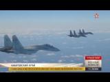 Высший пилотаж пилотов ВКС РФ на Су-35С и Су-30 видео