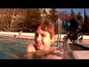 БАССЕЙН С МОРСКОЙ Водой Купаемся в Бассейне ПОДВОДНАЯ СЪЕМКА SALTWATER POOL UNDERWATER CAMERA Swim in the Pool FOR KIDS CHILDREN
