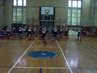 Pom dance Команда