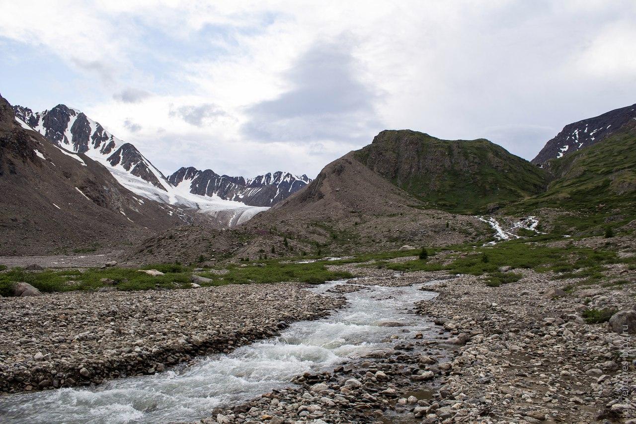 Долина реки Джело